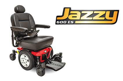 Gilbert pride Jazzy electric motorized wheelchair