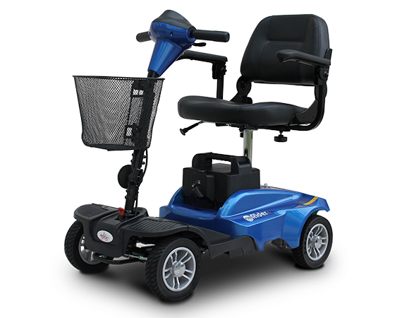 minirider evrider senior scooter compact mobile