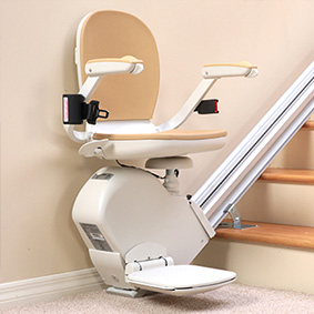 San Francisco Ca. stairway staircase stairchair are senior chairlift and Traveller stair lift